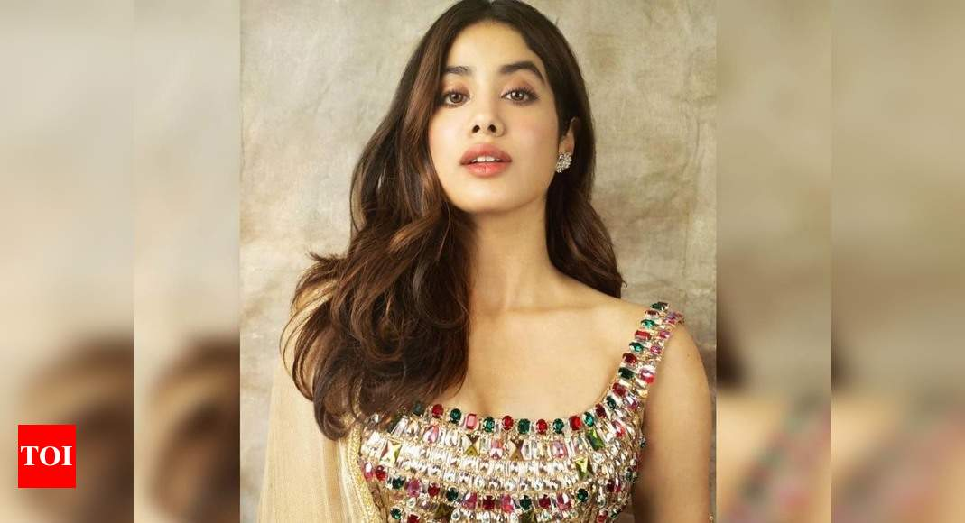 Exclusive: THIS actor will play Janhvi Kapoor's father in the 'Helen' remake – Times of India
