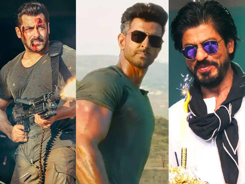 Will Salman Khan as 'Tiger' and Shah Rukh Khan as 'Pathan' join Hrithik Roshan in 'War' sequel?