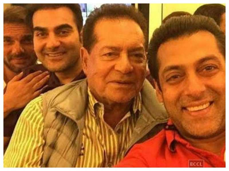 Throwback Tuesday: Salim Khan shares an incident from Salman Khan's childhood and it is sure to crack you up