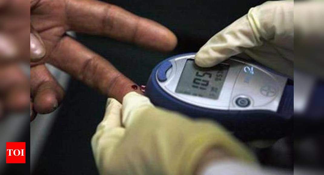 Diabetic eye disease associated with five-fold risk of severe Covid-19 – Times of India