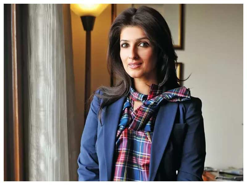 Twinkle Khanna comes out in defense of people publicising charitable acts: If it encourages others to be kind then why not?