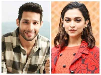 Siddhant opens up on working with Deepika
