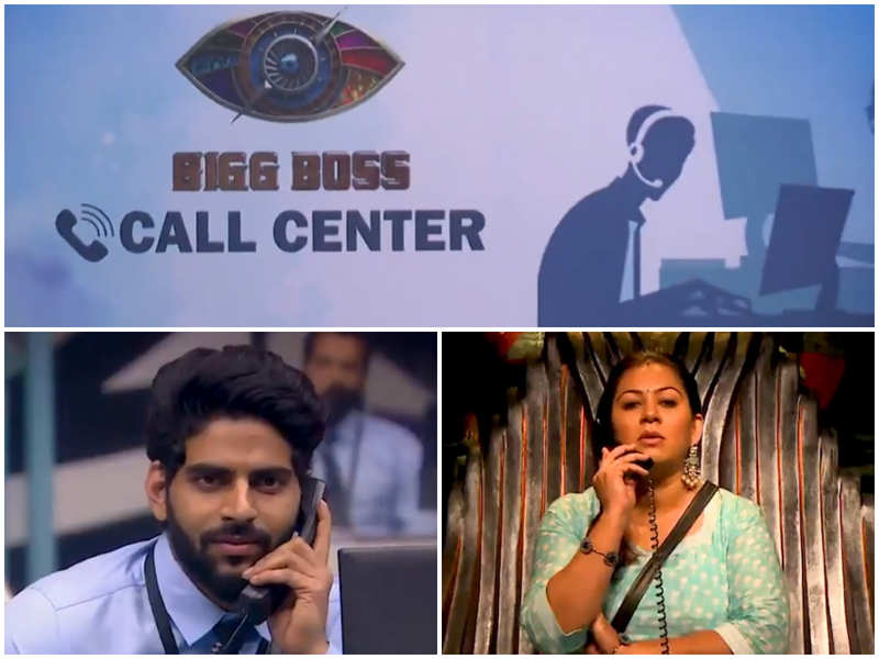 Bigg Boss Tamil 4: Bigg Boss house turns into a Bigg Boss Call Center