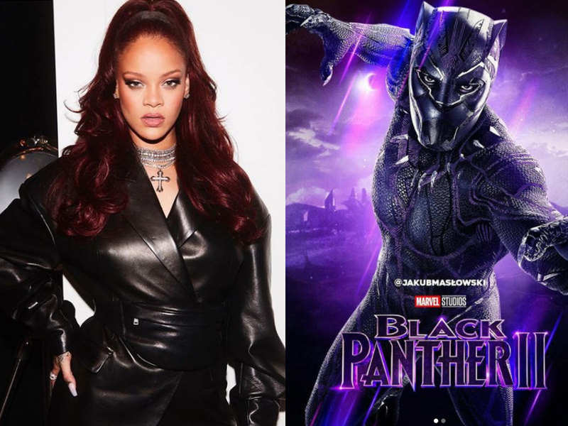 Pic: Rihanna; Black Panther Instagram