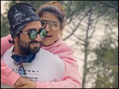 Ayushmann shares sweet post for wife Tahira