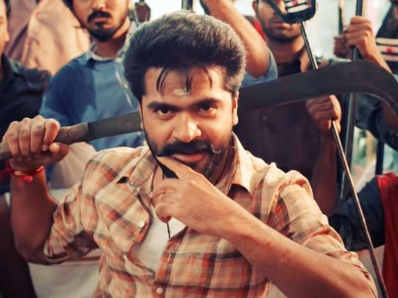 Simbu will not have any out of the box dance steps in 'Eeswaran'