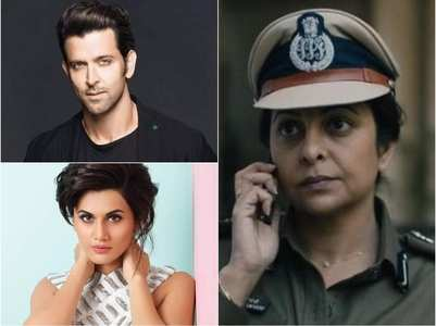 Celebs laud 'Delhi Crime' team for Emmy win