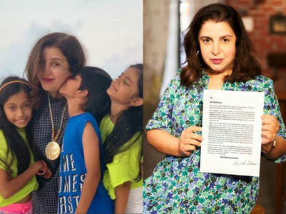 Farah Khan's story of being an IVF mom