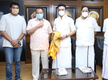 Former AIADMK MP and actor SSR's son Rajendra Kumar joins DMK