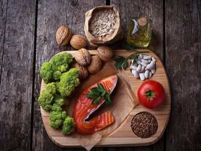 Foods that help you balance your hormones