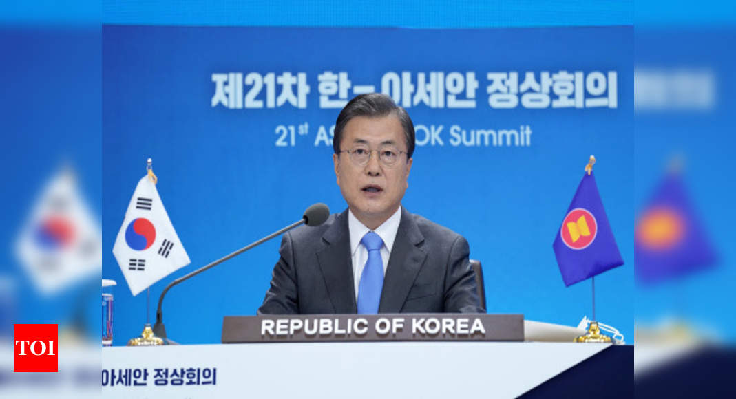 South Korea hopes to work closely with Biden as Blinken named top diplomat – Times of India