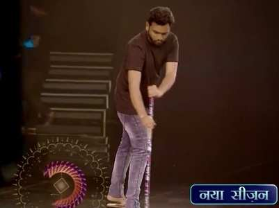 This Indian Idol 12 contestant swept floors