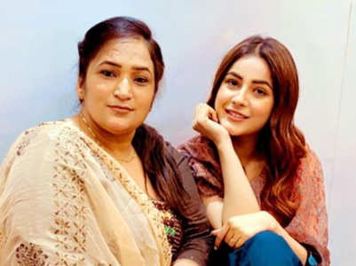 Shehnaz wishes her mother 'Happy Birthday'