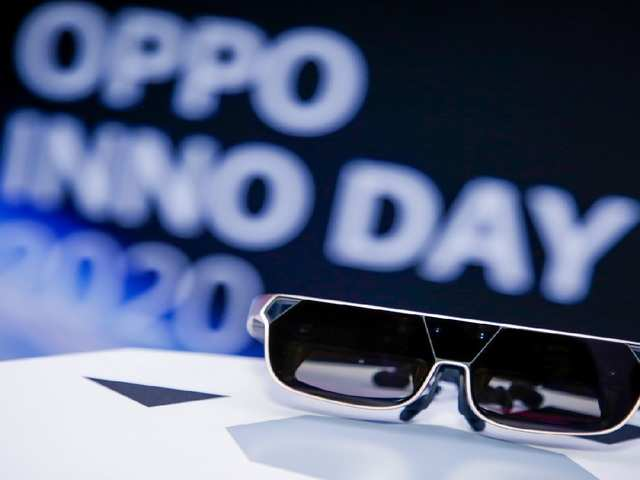OPPO leaps ahead into the future with world's first rollable phone, AR Glasses and more