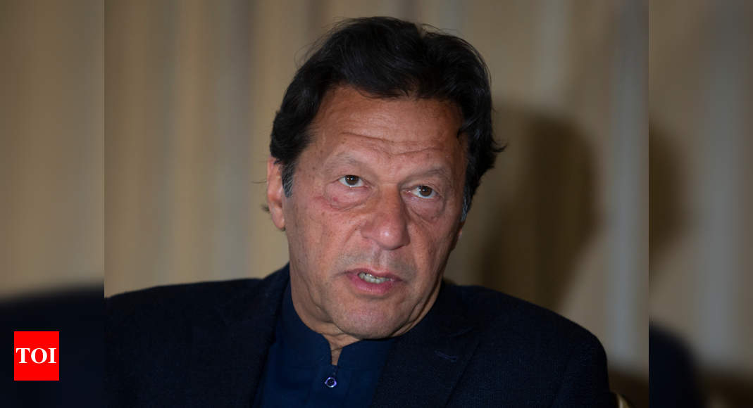 Imran Khan: Pakistan PM appoints his lawyer as chairman of state-run PTV | World News – Times of India