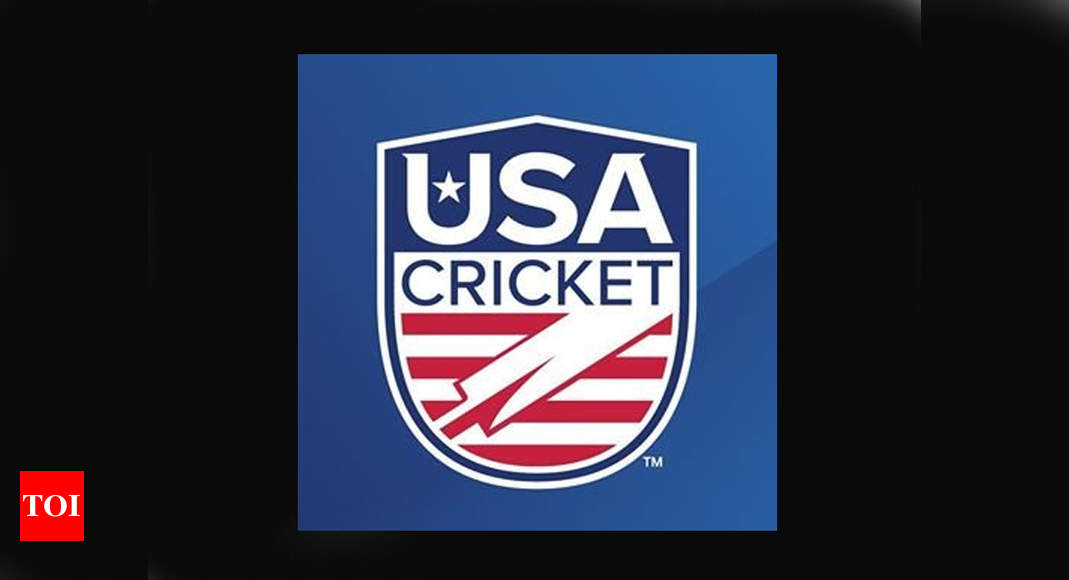 Build it and they will come, believes USA Cricket | Cricket News – Times of India