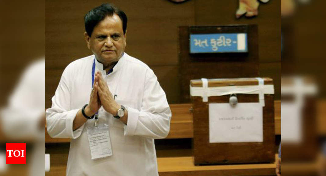 One of the staunchest pillars of the Congress: Party mourns for Ahmed Patel | India News – Times of India