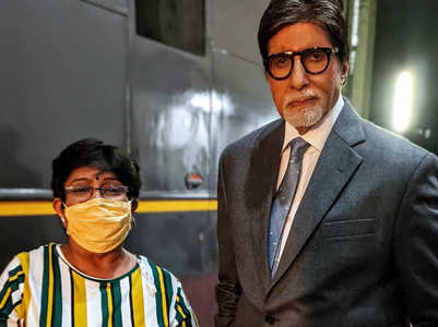 Amitabh-Shweta's photos from latest shoot