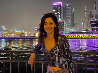 Here's why Anaya made a quick trip to Dubai