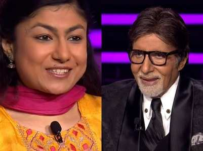 KBC 12: Big B learns something new
