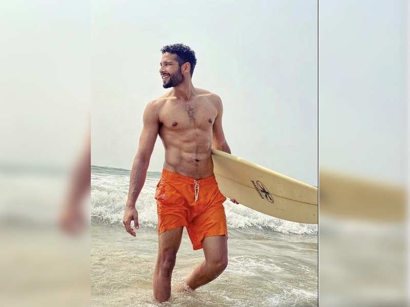 The ocean makes you calmer. It helped me focus on my craft: Siddhant Chaturvedi