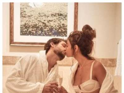 Alanna's loved-up photos with her beau