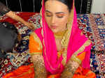 Bigg Boss 6 fame Sana Khan shares new pictures from her wedding festivities