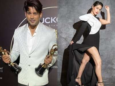 PICS: TV celebs' ultra-glam avatars at awards