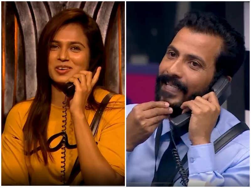 Bigg Boss Tamil 4: Ramya Pandian puts Jithan Ramesh in a tight spot