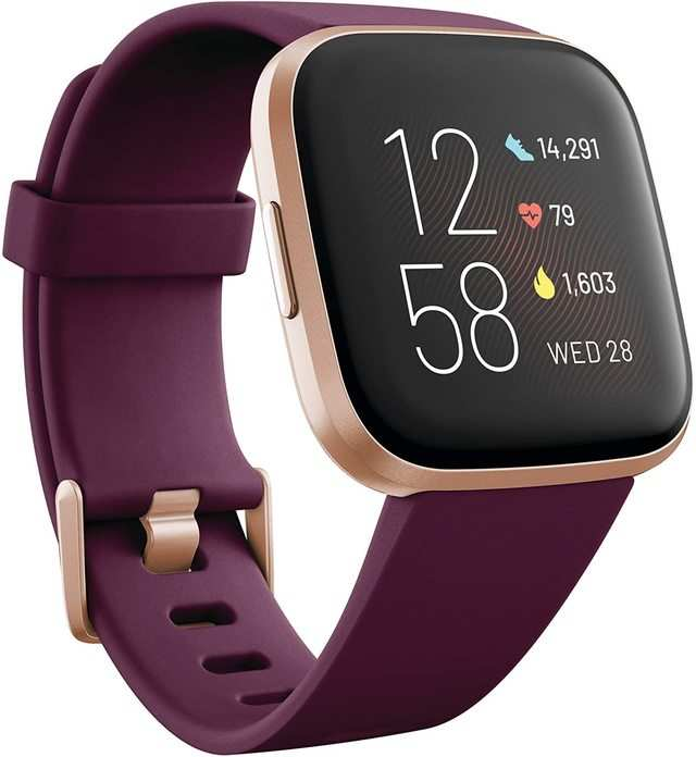 Fitbit Versa 2 available at $50 discount on Amazon