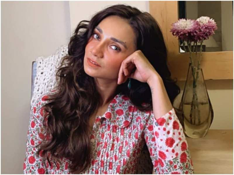 Ira Dubey is a firm believer in yoga