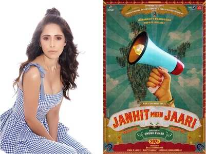 Nushrratt Bharuccha announces her next film