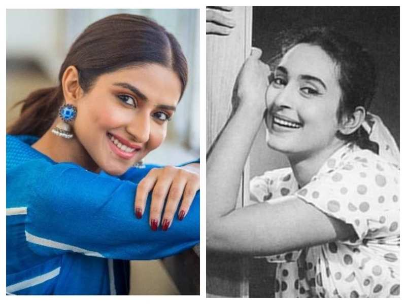 Exclusive! Pranutan Bahl on grandmother Nutan's legacy: I look at it as a beautiful responsibility bestowed upon my shoulder