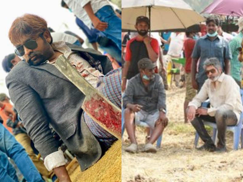 Vijay Sethupathi's Laabam is nearing completion