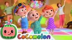 English Nursery Rhymes: Kids Video Song in English 'Looby Loo'