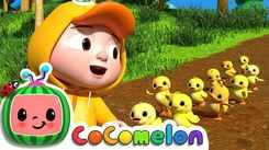 Watch Popular Kids Songs and English Nursery 'Ten Little Duckies' for Kids - Check Out Children's Nursery Rhymes, Baby Songs, Fairy Tales In English