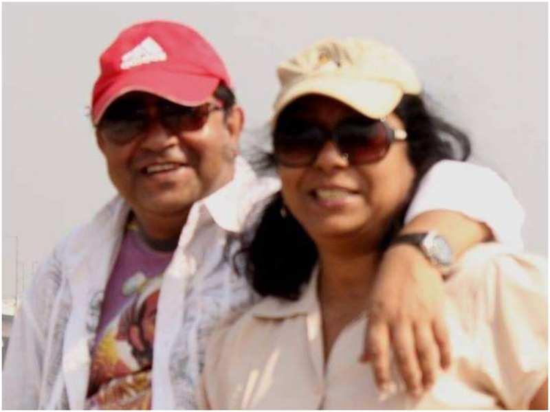 Conica Halder with Ashiesh Roy