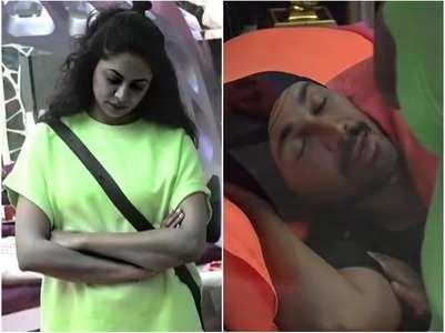 Abhinav calls Kavita a 'Mad woman' & 'Beaver'