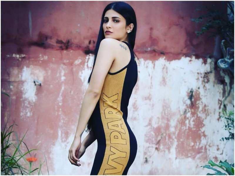 Shruti Haasan (Instagram)