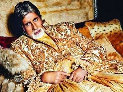 Big B captions his post: Once upon a time