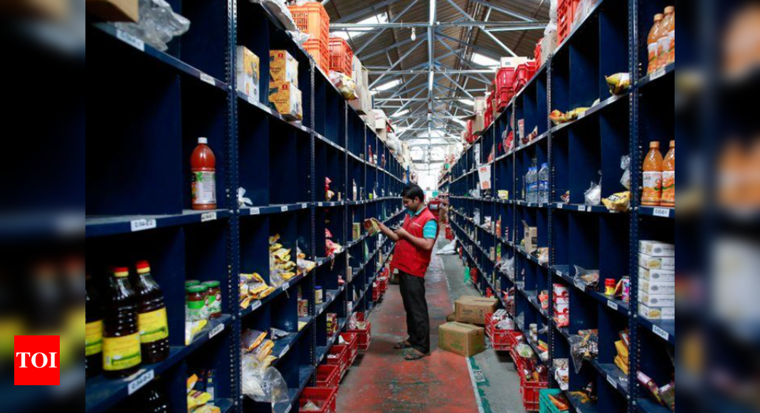 BigBasket plans cashless, cashierless stores in Bengaluru