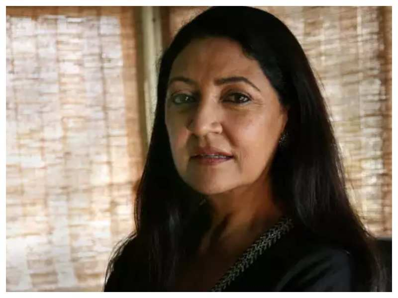 """Exclusive: Deepti Naval on her angioplasty: """"Doctors told me that I had a hereditary problem"""""""