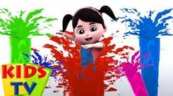 Popular Kids Songs and Hindi Nursery Song 'Colours Ka Gana' for Kids - Check out Children's Nursery Rhymes, Baby Songs, Fairy Tales In Hindi