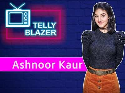 #TellyBlazer: Ashnoor on romancing on-screen