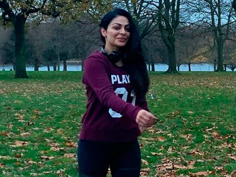 Neeru Bajwa's latest post is all about fitness goals