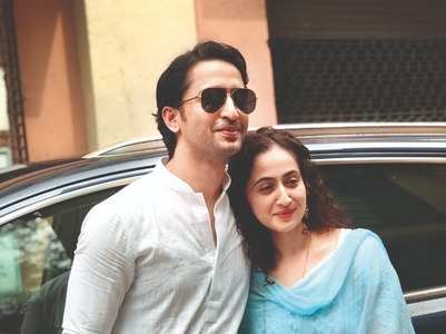 Shaheer Sheikh gets married to Ruchikaa