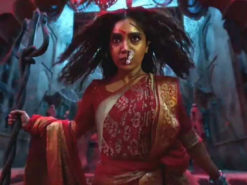 'Durgamati' trailer: Bhumi Pednekar's horror-drama is sure to leave you on the edge of your seat