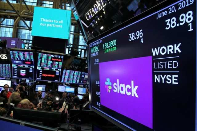 Microsoft Teams rival Slack may be bought by Salesforce