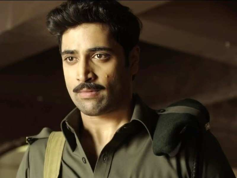 Look test of Adivi Sesh as Major Sandeep Unnikrishnan to be unveiled tomorrow