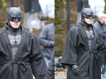 Batcave, snowy Gotham city and more from the latest Batman's instalment